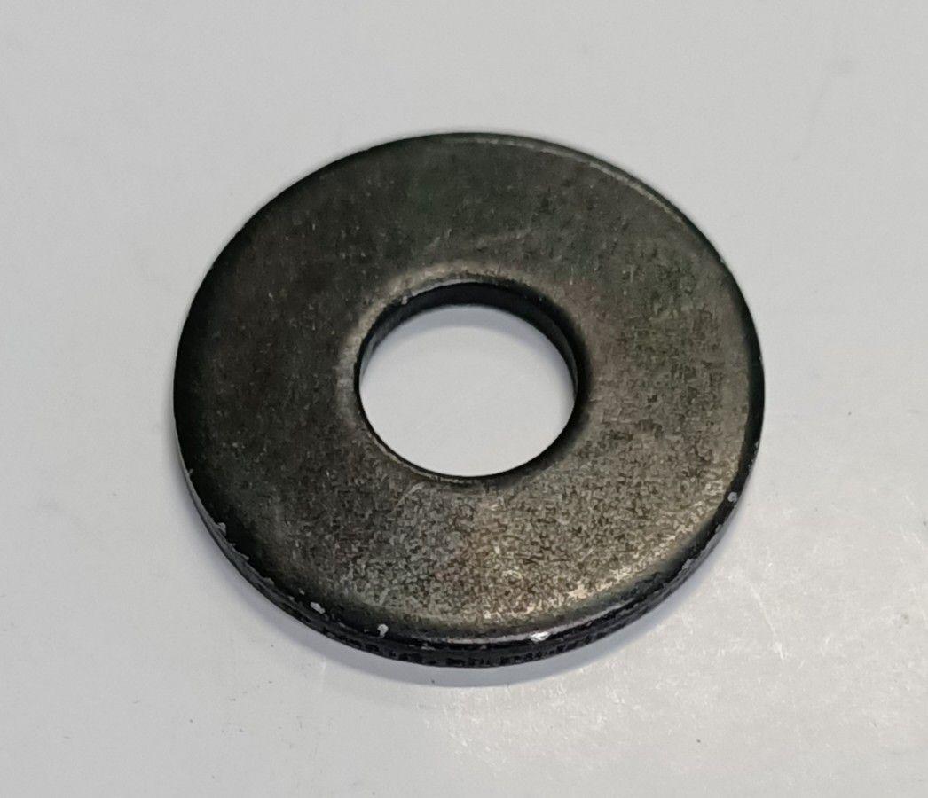 Rondella piana zincata NERA mm 10 x 30 x 2,5