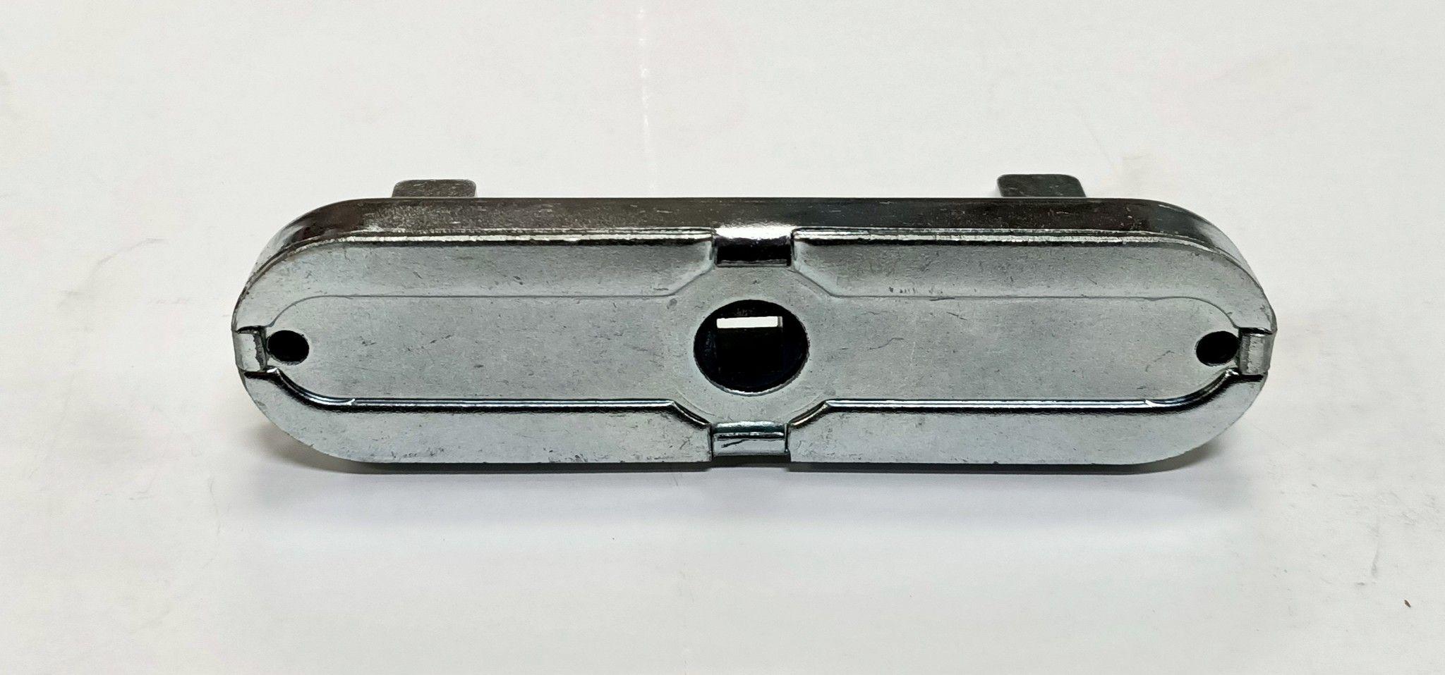 Movimento con alette diritte entrata mm  7 Ruffoni e Zoppi art R10G.RZ