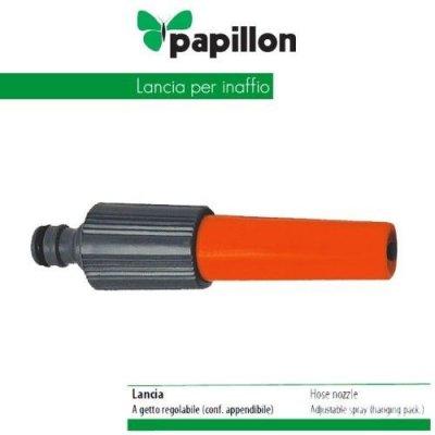 Lancia per tubo con getto regolabile PAPILLON