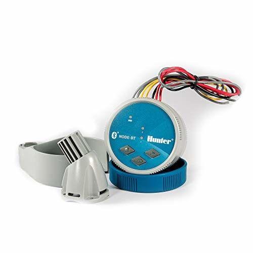 Programmatore NODE-BT-200 Bluetooth HUNTER per irrigazione a batteria
