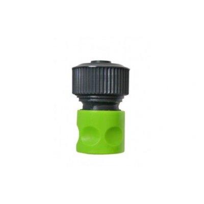 Raccordo rapido portagomma in plastica per tubo d. 19 mm