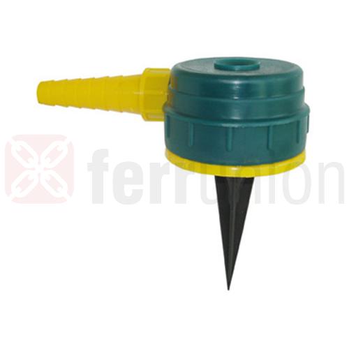 Irrigatore a tartaruga modello MAXI mm 80
