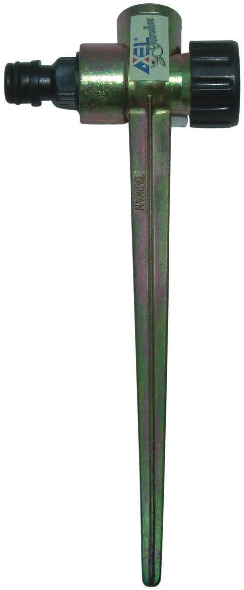 Puntale per irrigatore in alluminio attacco 1/2' F
