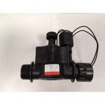 """Elettrovalvola per centralina irrigazione 1"""" MF con bocchettone girevole 24 Vac RAIN RN155"""