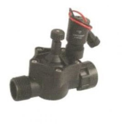 """Elettrovalvola per irrigazione 1"""" MF 9 Vac RAIN per centraline a batteria"""
