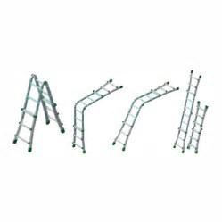 Scala universale in alluminio Facal Euro Briko BK/3 - gradini 4+5