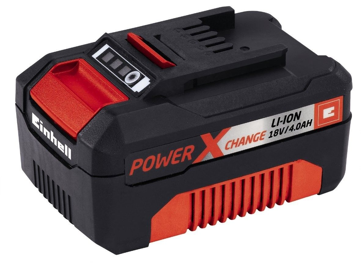 Batteria Power X-Change (batteria agli ioni di litio, 18 V, 4,0 Ah EINHELL 4511396