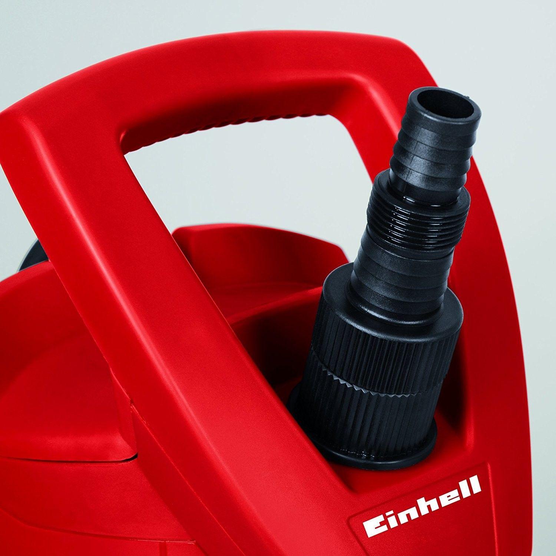 Pompa a Fondo Piatto  GE-SP 750 LL7 EINHELL 4170666 Altezza Minima di Aspirazione 2 mm