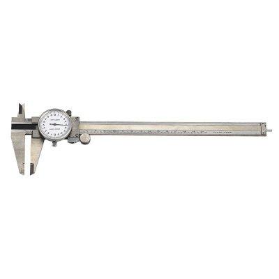 Calibro inox con comparatore FERVI C006/150