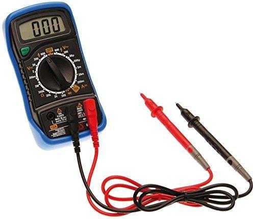Tester multimetro digitale BGS 63402