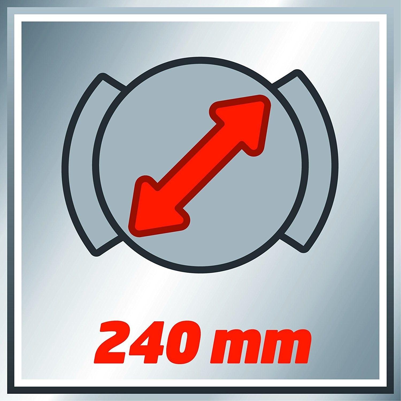 Lucidatrice per Auto con Platorello da 240 mm, CC-PO 90 W EINHELL 2093173