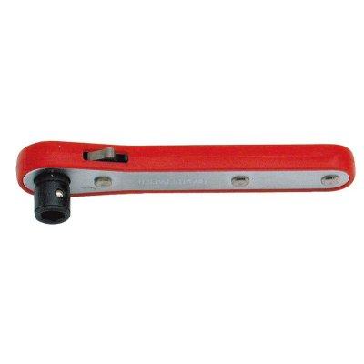 """Mini cricchetto porta inserti 1/4"""" reversibile FERMEC 5119701"""
