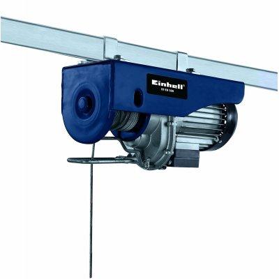 Einhell 2255513 BT-EH 500 Argano Elettrico, 900 W, Blu