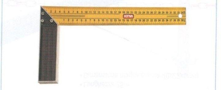 Squadra per falegname cm 25 VALEX