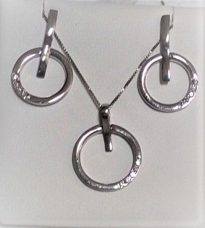 TSC collana con orecchini ref. C67