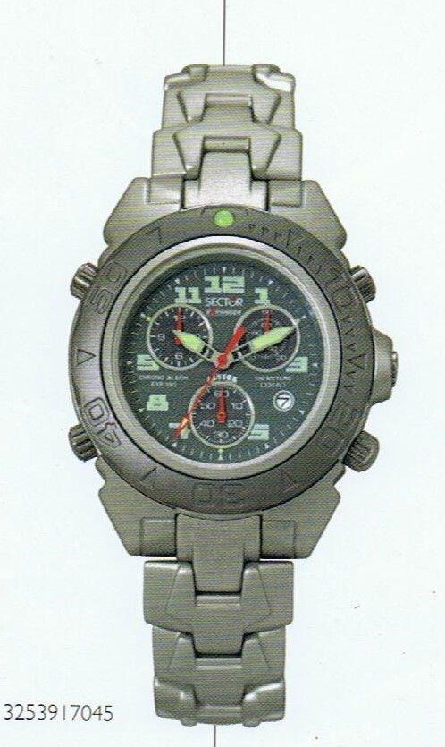 Sector No Limits Expander 150 Cronografo con allarme ref. R3253917015