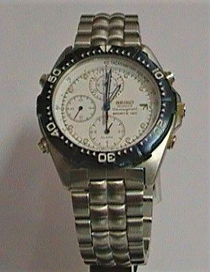 Seiko Cronografo ref. SDX009J