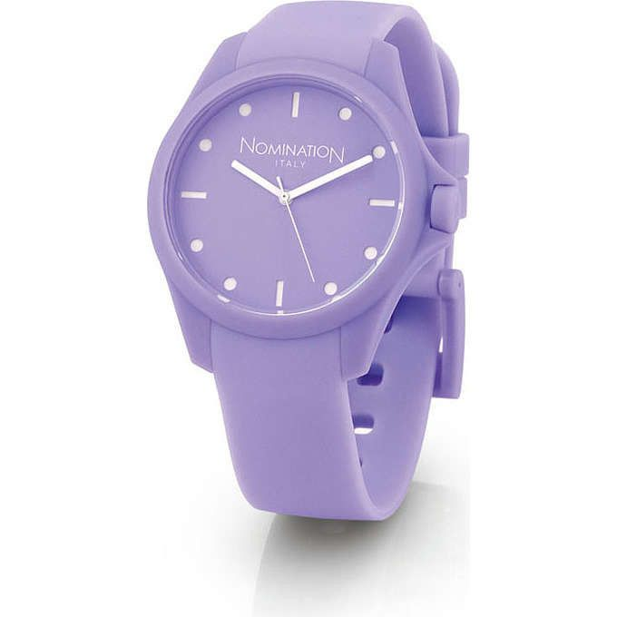 Nomination  orologio in silicone  ref. 071200/009