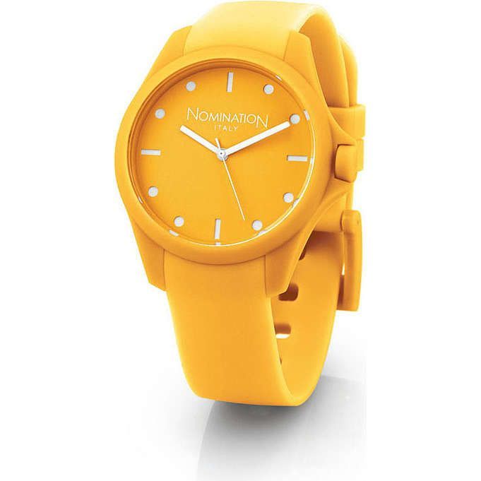 Nomination orologio in silicone ref. 071200/010