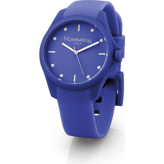 Nomination orologio in silicone ref. 071200/004