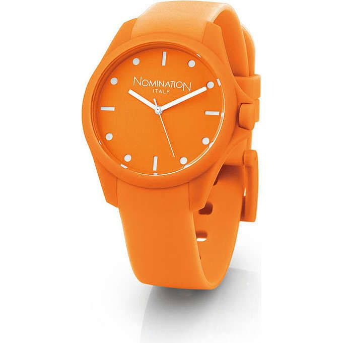 Nomination orologio in silicone ref. 071200/012