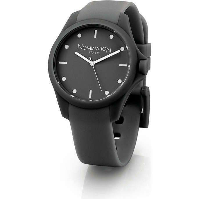 Nomination orologio in silicone ref. 071200/001