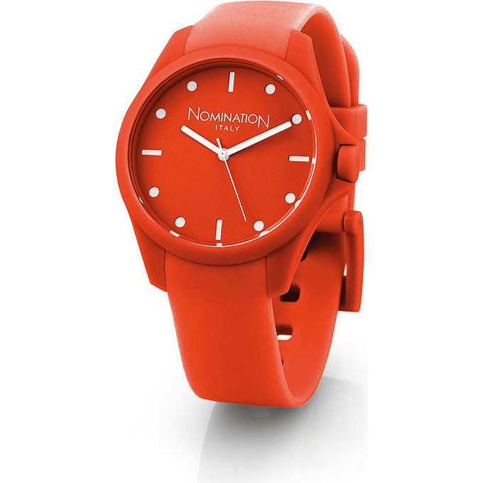 Nomination orologio in silicone ref. 071200/002
