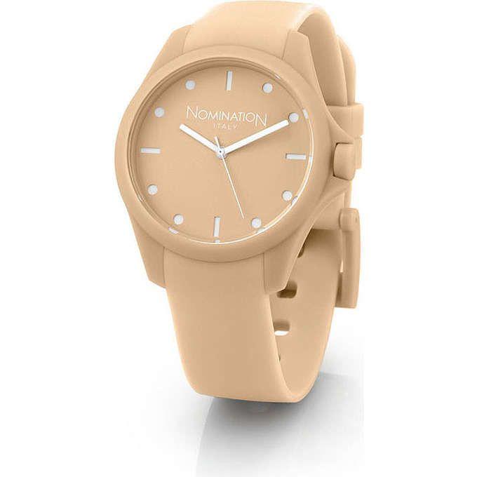 Nomination orologio in silicone ref. 071200/007