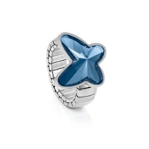 Nomination anello acciaio con Swarovski ref.  021362/007