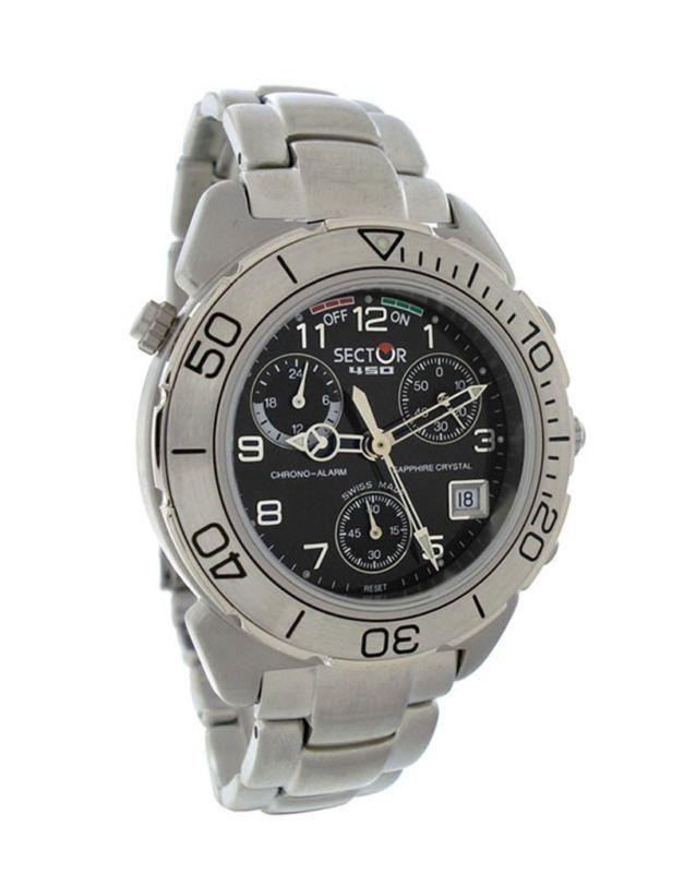 Sector No Limits 450 cronografo con suoneria ref. 2653972325