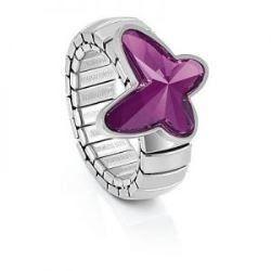 Nomination anello acciaio con Swarovski ref. 021361/001