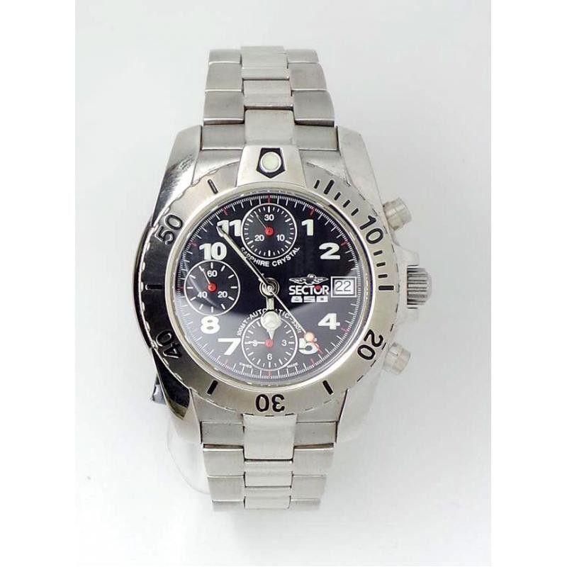 Sector No Limits 850 cronografo automatico ref. 2623985025