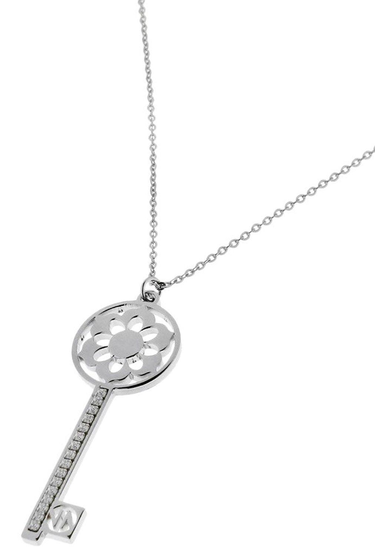 Nomination collana acciaio con pendente e swarovski ref. 024736/009