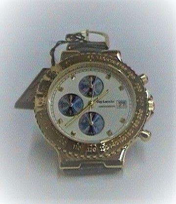 Guy Laroche cronografo ref. 8.0290.01