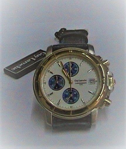 Guy Laroche cronografo ref. 8.0419.02