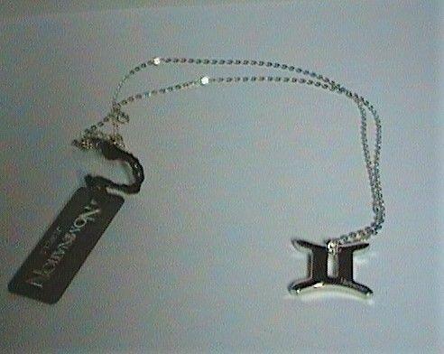 Nomination collana acciaio gemelli ref. 111300/015
