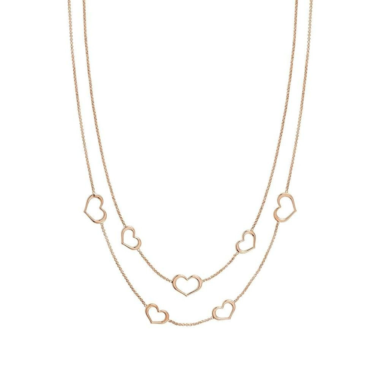 Nomination collana argento ref. 146403/002
