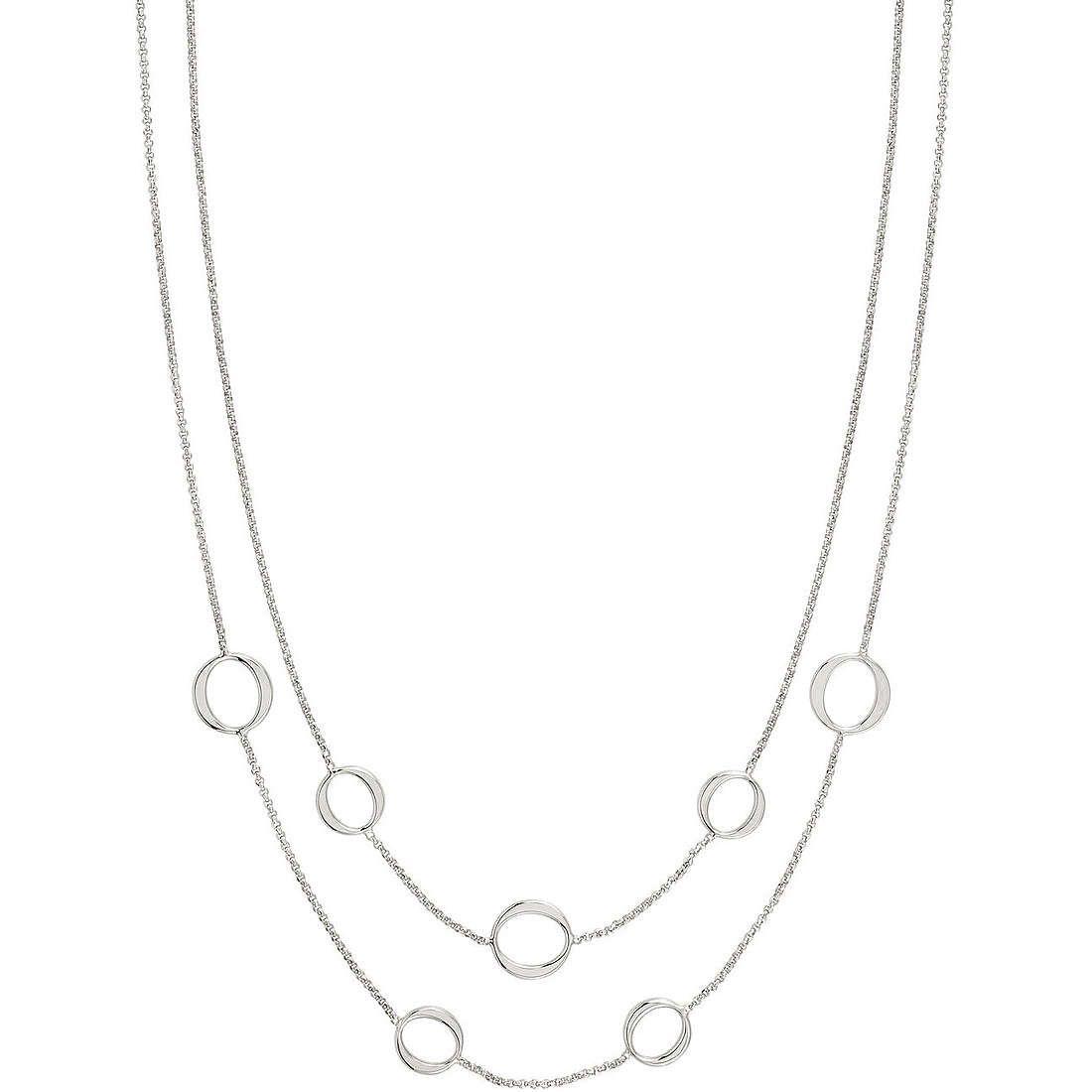 Nomination collana argento ref. 146403/003