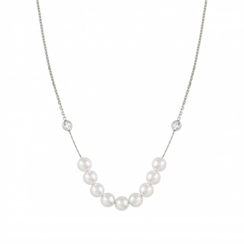 Nomination collana argento ref. 146608/013