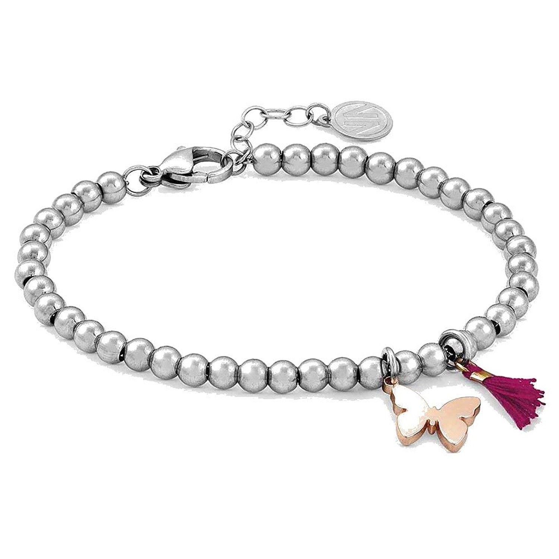 Nomination bracciale acciaio ref. 024455/035