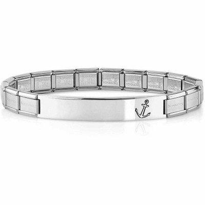Nomination bracciale acciaio ref. 021127/002