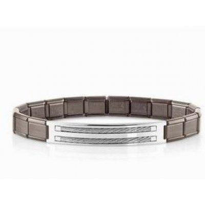 Nomination bracciale acciaio ref. 021132/029