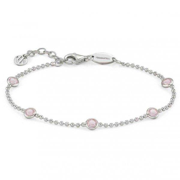 Nomination bracciale argento ref. 146641/035