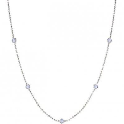 Nomination collana argento ref. 146642/036