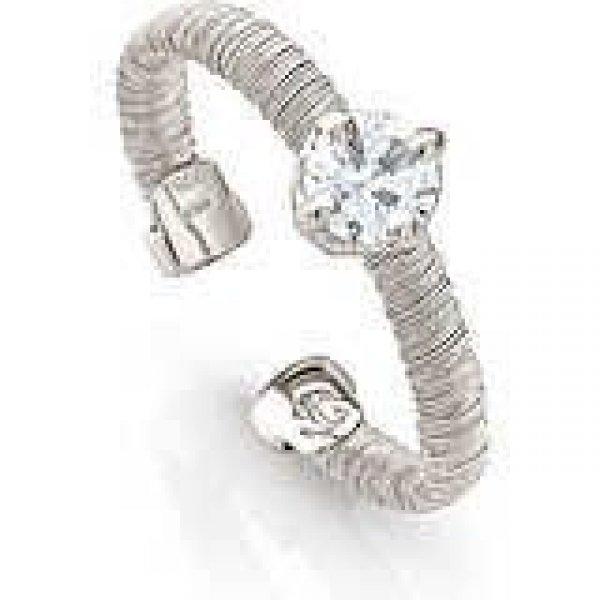 Nomination anello argento ref. 144827/001