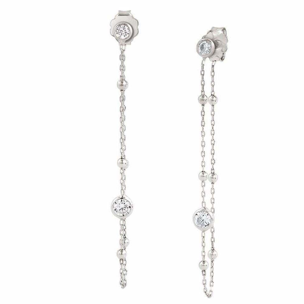Nomination orecchini argento ref. 142624/010