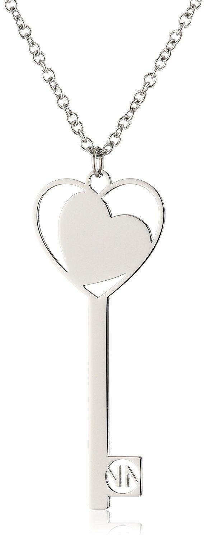 Nomination collana in acciaio ref. 024724/003