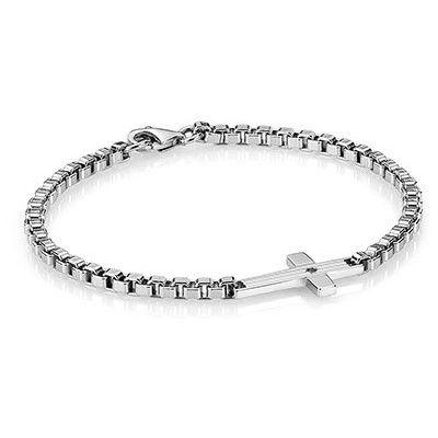 Nomination bracciale acciaio ref. 024323/ 007