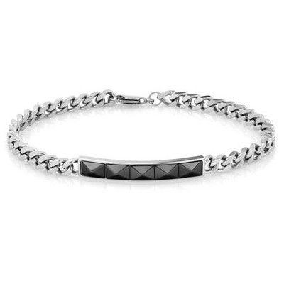 Nomination bracciale acciaio ref. 026801/030