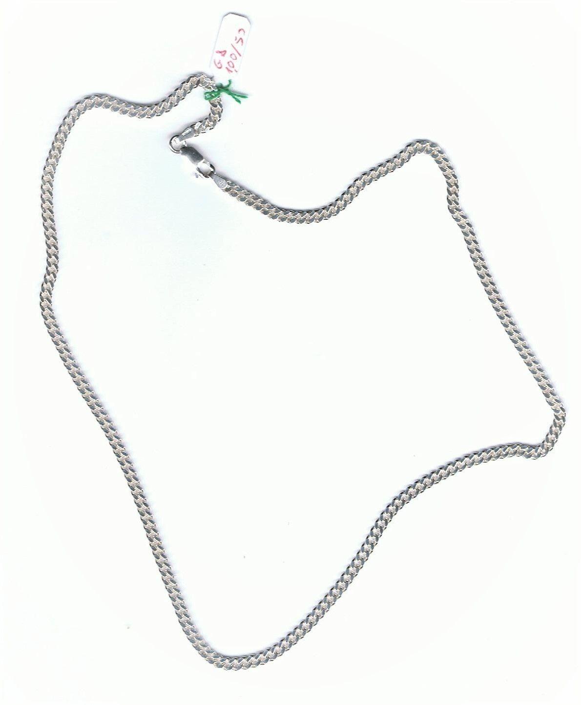 Silver Collana ref. GD100/50